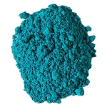 Turquoise Electric Blue Mineral Pigment Powder