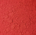 Red Cinnabar Primany Pigment Powder