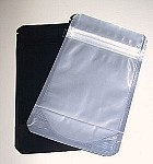 Stand-up Barrier Pouch Bags 6x9.5 (25 pack)