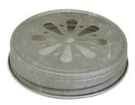 Daisy Lid Pewter (70-450)