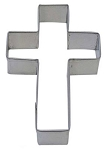 Cookie Cutter 4in Cross (OUT OF STOCK)