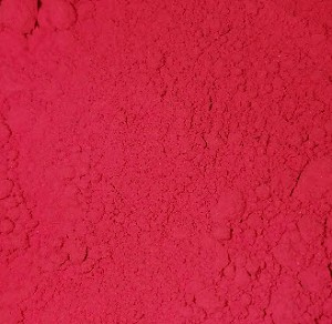 Crimson Red Medium Primary Pigment Powder