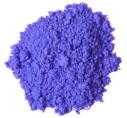Lavishly Lavender Blue Pigment Powder