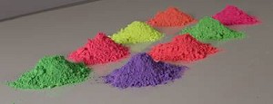 Florescent Powders -Single- (Choose a Color)